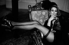Noomi Rapace / PHOTOGRAPHER VIKTOR FLUMÉ