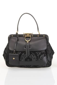 Damask Leather Bag / Gucci