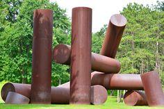 Adonai, 1970-71 Alexander Liberman Storm King Art Center, Sculpture Metal, Sculptures, Create, Sculpture