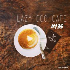 Lazy Dog Cafe. Brisbane. 365 coffees. 365 cafes. 365 days.