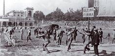 ........First ever Giro D'Italia, 1909!