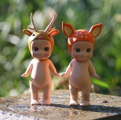 Idk why but these little dolls look like my little kissy to me!!! I must get him and prob Lilli one!