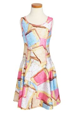 Zara Terez 'Toaster Party' Skater Dress (Big Girls) available at #Nordstrom