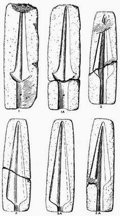 Moulds For Copper Weapons ared discovered in Wisconsin. Archaeologists caught in yet another lie about prehistoric America Nephilim Giants, Anthropology, Prehistoric, Archaeology, Wisconsin, Egypt, Weapons, Copper, Bronze