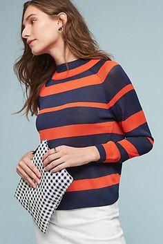Carlen Striped Sweater