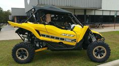 New 2016 Yamaha YXZ1000R SE ATVs For Sale in North Carolina. PURE SPORT HERITAGE The all-new YXZ1000R Special Edition: 60 years of performance and innovation brought to life. Dimensions: - Wheelbase: 90.6 in.
