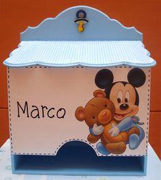 dorothycovarrubias - Imagui Baby Shawer, Baby Box, Baby Birth, Juegos Baby Shower Niño, Kit Bebe, Decoupage Box, Kids Cards, Toy Chest, Diy Gifts