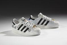 adidas - run dmc - Rise of Sneaker Culture at Brooklyn Museum
