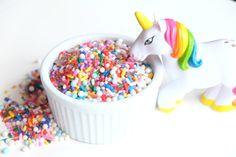 The Sprinkle Shop — Tiny Kitchen Treats--unicorn kibble