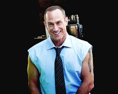 Christoper Meloni. Coming to True Blood. Happy Mel.