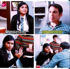 The Mindy Project - Danny Castellano is my Personal Trainer