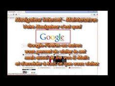 Navigateur Internet-Maintenance Votre Navigateur c'est quoi Google Chrome, Firefox ou autres  PC