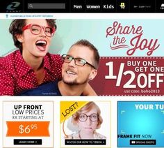 Zenni Optical Free Glasses Coupon : Zenni optical coupons on Pinterest Coupon, Kids Glasses ...
