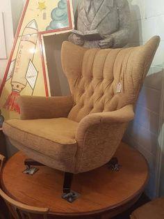 Original 1960s G Plan Blofeld 6250 Armchair. Vintage/Retro/Mid