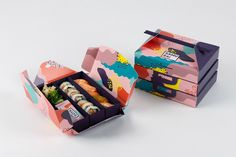 Samurai is a Japanese restaurant located in Stockholm, Sweden. We have given them a new identity, created a new beer to the brand and also developed a new take away concept.Inspiration are taken from the colorful Japanese culture and handwork. From there…