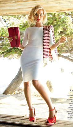 Margot Robbie #Woman #Beauty