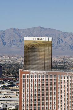 trump international hotel las vegas - Recherche Google Trump International Hotel, Las Vegas Hotels, Skyscraper, Multi Story Building, America, Google, Hotels In Las Vegas, Skyscrapers, Usa