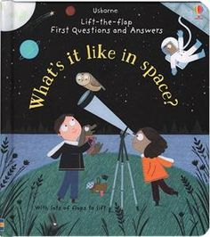 A busy and interactive reference book which answers children''s questions about space. A great book to satisfy curious minds and answer all those pressing questions that just can''t wait. Chess Books, Space Books, Meet Friends, Reference Book, Question And Answer, Book Nooks, Questions, Lonely Planet, Great Books