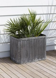 Rectangular Vence Planter - Large