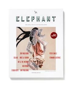 Elephant Magazine issue 1