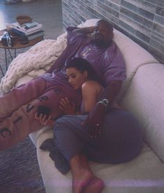 Kim Kardashian and her husband Kanye West all loved up as 'best snuggles' in new photo Kim Kardashian Kanye West, Kim K And Kanye, Kardashian Jenner, Kourtney Kardashian, Kendall Jenner, Kardashian Style, Kardashian Nails, Kardashian Wedding, Kylie