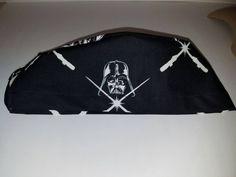 Darth Vader Men's Scrub Hat Skull Cap Biker's Cap Nurses Gifts  First Assist Cap Chemo Hat Food Service Hat surgeon's hat Surgical Hat scrub by MyScrubHats on Etsy