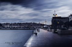 Photograph Winter knocks by Filip Bohaček on 500px