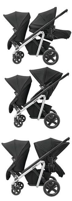 Wózek dla rodzeństwa Maxi Cosi Lila Duo (spacerówka/gondola + dodatkowe siedzisko) 2019 Baby Strollers, Siblings, Baby Prams, Prams, Strollers