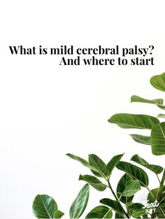 Mild cerebral palsy diagnosis Cerebral Palsy Diagnosis, Mild Cerebral Palsy, Pepper Jelly, To Tell, Paisley, Told You So, This Or That Questions