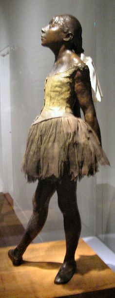 Dancer by Edgar Degas.  My favorite piece ever.