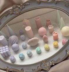 Cute Candles, Best Candles, Diy Candles, Handmade Candles, Deco Pastel, Pastel Room, Pastel Decor, Aesthetic Room Decor, Room Ideas Bedroom