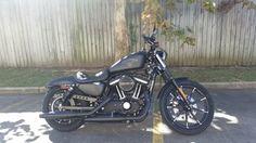 2016 Harley-Davidson® XL883N - Sportster® Iron 883™ Baton Rouge Louisiana