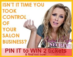 beauty business tickets