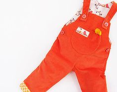 LITTLE BIRDS Romper sewing pattern Pdf, Overall Dungaree, children babies toddler, Baby Girl Boy 6 9 12 18 months 2 years Instant Download