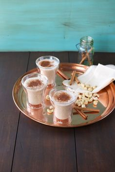 Raw Cashew Horchata recipe from the Abundance Diet Photo by Annie Oliverio