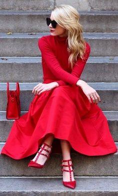 Rosamaria G Frangini | Color Desire RED |