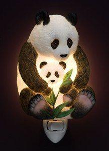 For Panda Lovers - Panda Night Light