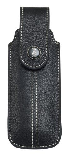 Opinel Chic Black Leather Sheath ** Click image for more details.