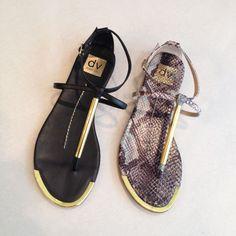 the ever-popular Dolce Vita sandal #snapette