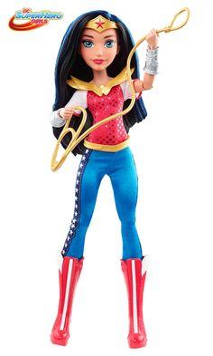 DC Super Hero Girls Gallery Hungary