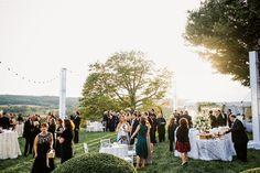 Maryland Garden Farm Wedding