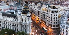 Experience the grand tour of Spain! You and your students will visit Madrid, Granada, Seville, Barcelona and more and learn about their history and culture. See a sample itinerary. Places To Travel, Places To See, Temple Ruins, Learn Portuguese, Cities In Europe, Southern Europe, Grand Tour, Alicante, Best Cities