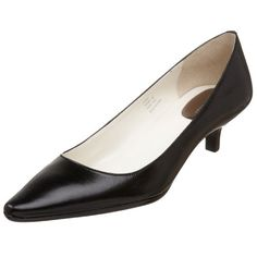 Calvin Klein Women's Shoes, Diema Patent Leather Classic Pumps ...