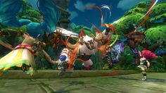 Anime style Monster-Hunting MMO to enter Closed Beta October 15 Founders to get guaranteed access Games Today, Play Online, Monster Hunter, News Games, Anime Style, Fall 2015, Creatures
