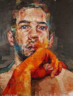 New Emotionally Raw Portraits by Andrew Salgado - My Modern Metropolis