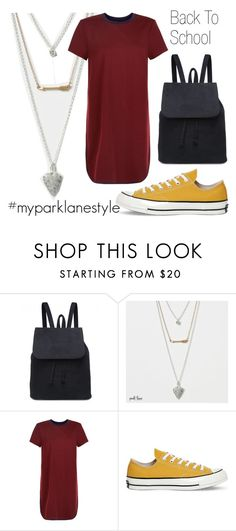 """""""My Park Lane Style"""" by parklanejewelry on Polyvore featuring New Look, Converse, parklanejewelry and myparklanestyle"""