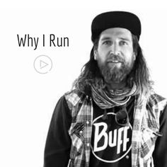 Competitor Mag asked champion ultrarunner Anton Krupicka a simple question: Why do you run? Find out if his answer lines up with yours.