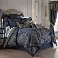 Luxury Bedding - decorating with luxury bedding - boudoir bedrooms - Discount Luxury Bedding - Adult bedding - Luxury Duvet Covers - Luxury Comforter sets - bed canopy - crown canopy - bed curtains Cheap Bed Sheets, Cheap Bedding Sets, Best Bedding Sets, King Comforter Sets, Affordable Bedding, Luxury Comforter Sets Queen, Bed Linen Design, Luxury Bedding Collections, Bed Linen Sets
