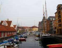Christianshavn Channel, Copenhagen