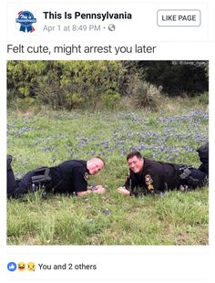 """16 Funny Cop Memes For The Donut Addicts - Funny memes that """"GET IT"""" and want you to too. Get the latest funniest memes and keep up what is going on in the meme-o-sphere. Stupid Funny Memes, Funny Relatable Memes, Hilarious, Funny Stuff, Funny Cop Quotes, Funny Things, Random Stuff, Cute Memes, Jokes"""